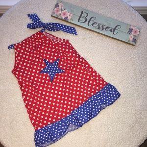 Other - Patriotic Dress *NWOT*